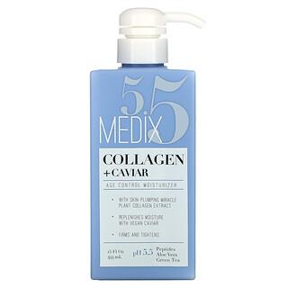 Medix 5.5, Collagen + Caviar, Age Control Moisturizer, 15 fl oz (444 ml)