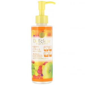 Meishoku, Detclear, Bright & Peel, Fruit Peeling Jelly, Mixed Fruit, 6.1 fl oz (180 ml) отзывы