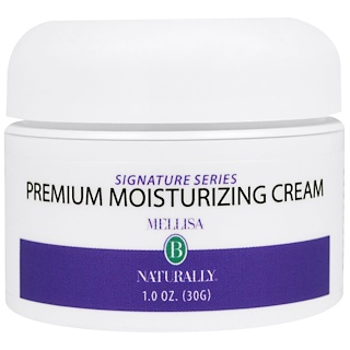 Mellisa B. Naturally, Premium Moisturizing Cream, 1 oz (30 g)
