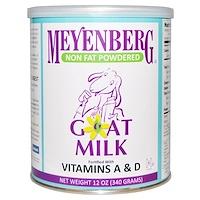 Meyenberg Goat Milk, Обезжиренное сухое козье молоко, 12 унций (340 г - фото