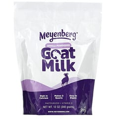 Meyenberg Goat Milk, Whole Powdered Goat Milk, 12 oz (340 g)