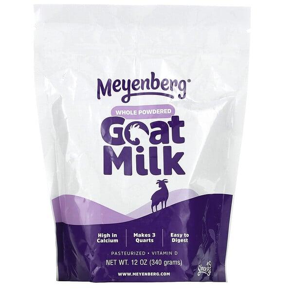 Whole Powdered Goat Milk, 12 oz (340 g)