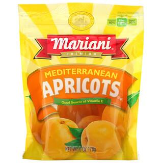 Mariani Dried Fruit, Premium, Mediterranean Apricots, 6 oz (170 g)