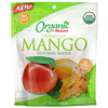 Mariani Dried Fruit, Organic, Unsulfured Mango, 4 oz (113 g)