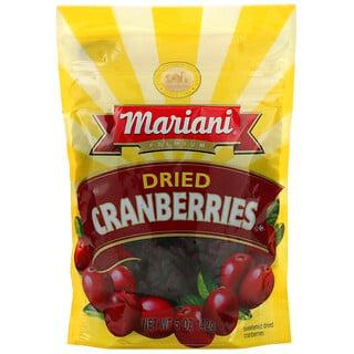 Mariani Dried Fruit, Premium Dried Cranberries, 5 oz (142 g)