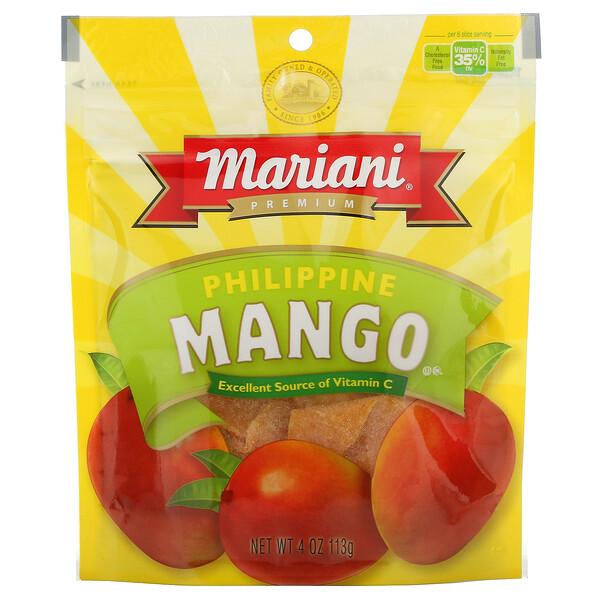 Philippine, Mango, 4 oz (113 g)