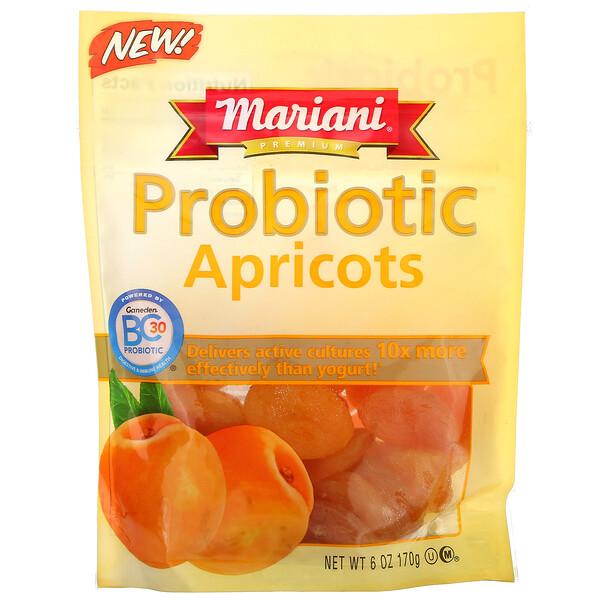 Premium Probiotic Apricots, 6 oz (170 g)