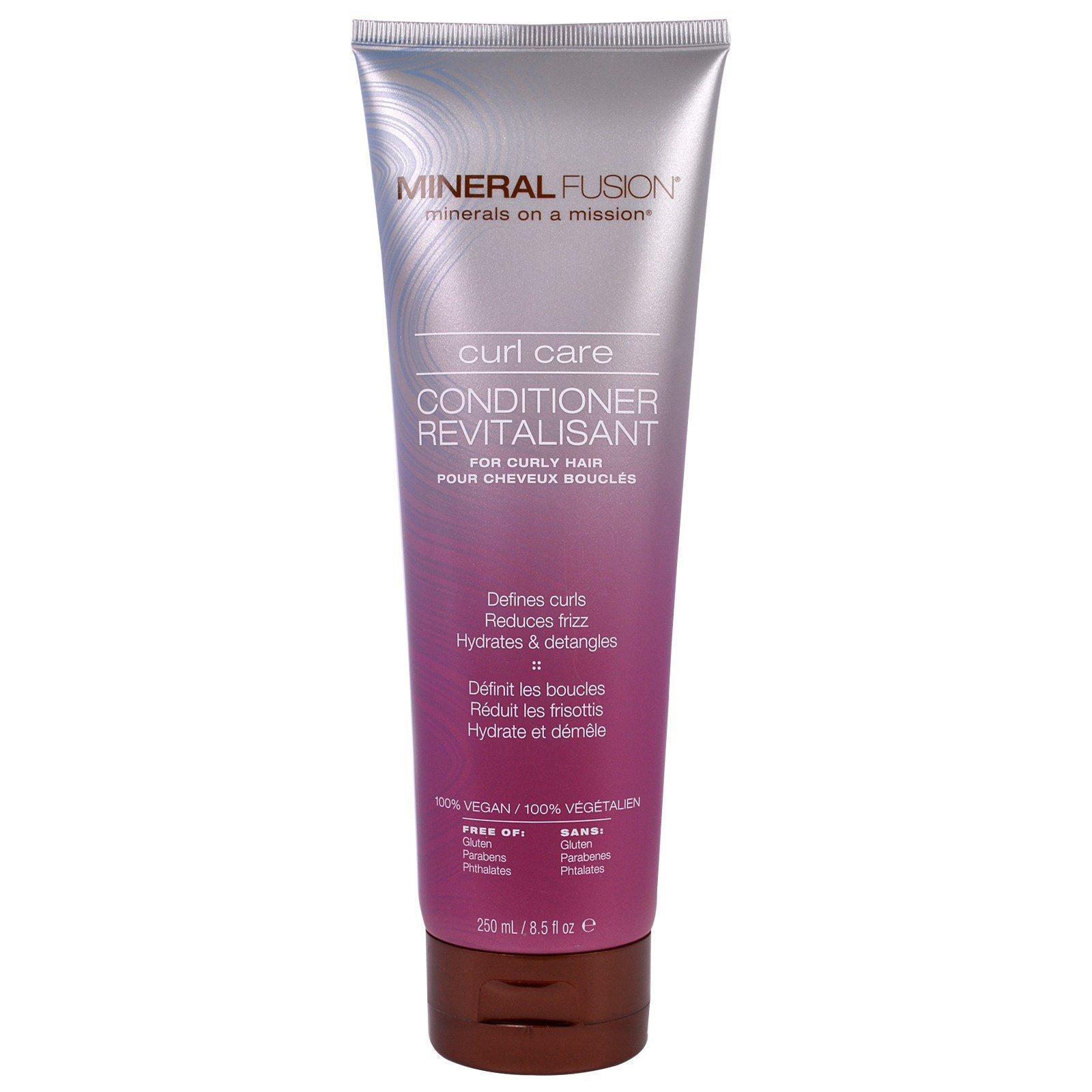 Mineral Fusion, Кондиционер для вьющихся волос, 8,5 жидких унций (250 г)