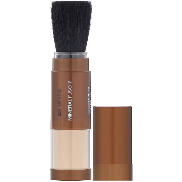 Brush-On Sun Defense, Mineral SPF 30, 0.14 oz (4.0 g)