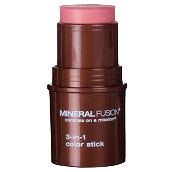 Mineral Fusion, 3-in-1 Color Stick,  Terra Cotta, .18 oz (5.1 g) (Discontinued Item)