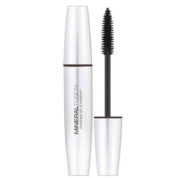 Volumizing Mascara, Jet, 0.57 oz (17 ml)