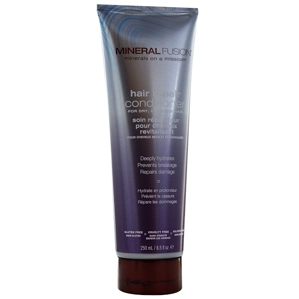 Mineral Fusion, Hair Repair Conditioner, 8.5 fl oz (250 ml)