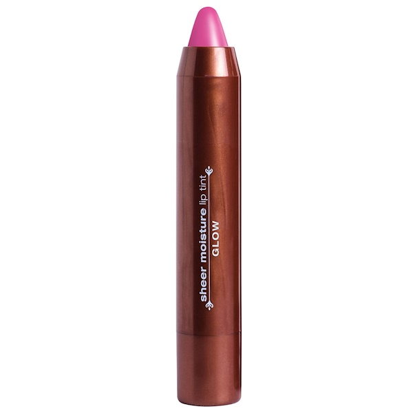 Mineral Fusion, Sheer Moisture Lip Tint, Glow, 0.1 oz (3 g) (Discontinued Item)