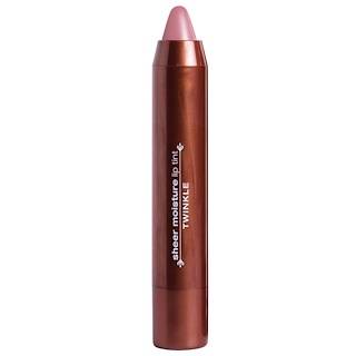Mineral Fusion, Sheer Moisture Lip Tint, Twinkle, 0.1 oz (3 g)