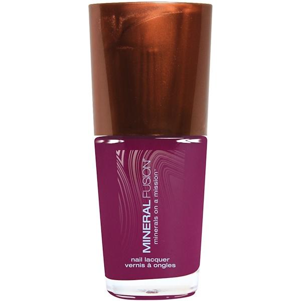 Mineral Fusion, Nail Polish, Trinket, 0.33 fl oz (10 ml) (Discontinued Item)