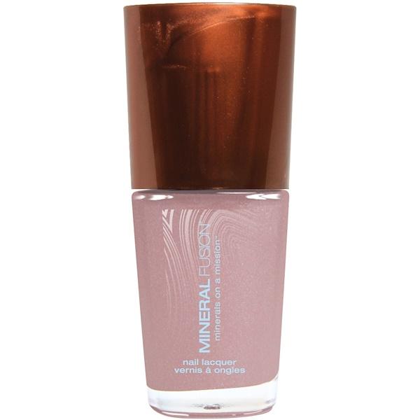 Mineral Fusion, Nail Polish, Tiara, 0.33 fl oz (10 ml) (Discontinued Item)