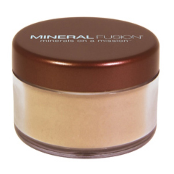 Mineral Fusion, Loose Powder Foundation, Medium to Full Coverage, Neutral 2, 0.14 oz (4 g) (Discontinued Item)