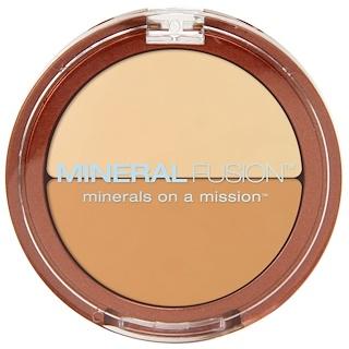 Mineral Fusion, Correcteur Duo, Chaud, 0.11 oz (3.1 g)