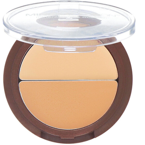 Concealer Duo, Warm, 0.11 oz (3.1 g)