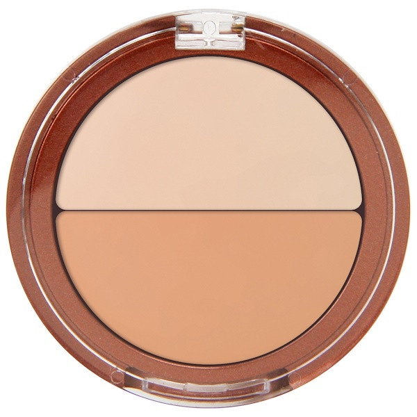 Mineral Fusion, Concealer Duo, Cool, 0.11 oz (3.1 g) (Discontinued Item)