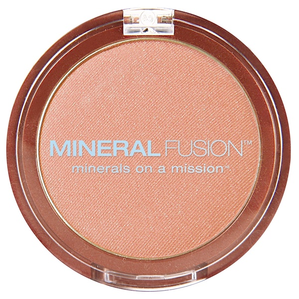 Mineral Fusion, Blush, Pale, 0.10 oz (3.0 g) (Discontinued Item)