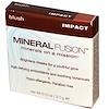 Mineral Fusion, Blush、インパクト、0.10 oz (3.0 g) (Discontinued Item)