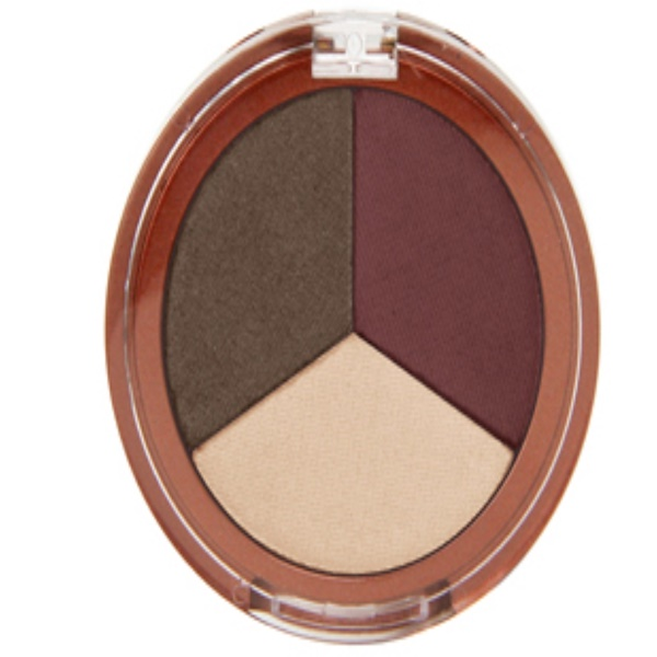 Mineral Fusion, Eye Shadow Trio, Symmetry, 0.10 oz (3.0 g) (Discontinued Item)