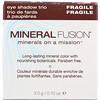 Mineral Fusion, アイシャドウトリオ、フラジル、 0.10オンス (3.0 g)