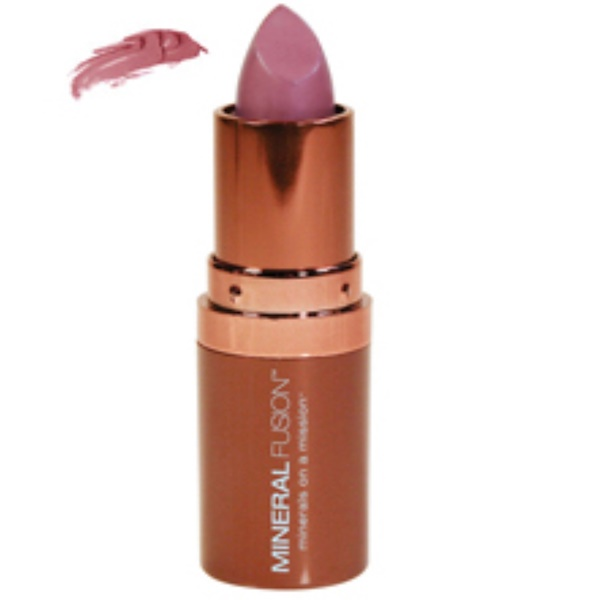 Mineral Fusion, Lip Stick, Alluring, 0.137 oz (3.9 g) (Discontinued Item)