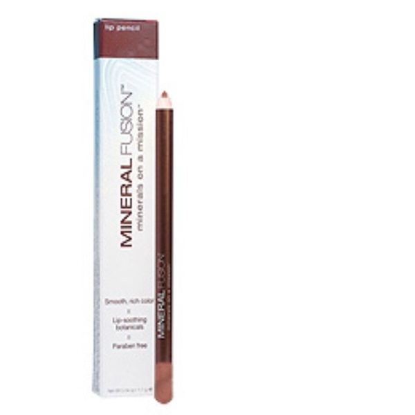 Mineral Fusion, Lip Pencil, Graceful, 0.04 oz (1.1 g) (Discontinued Item)