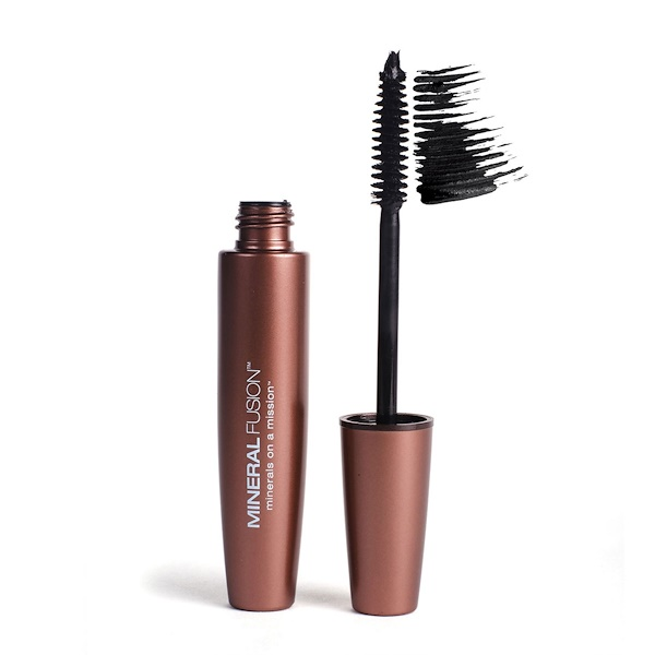 Mineral Fusion, Lengthening Mascara, Graphite/Black, 0.57 fl oz (17 ml) (Discontinued Item)