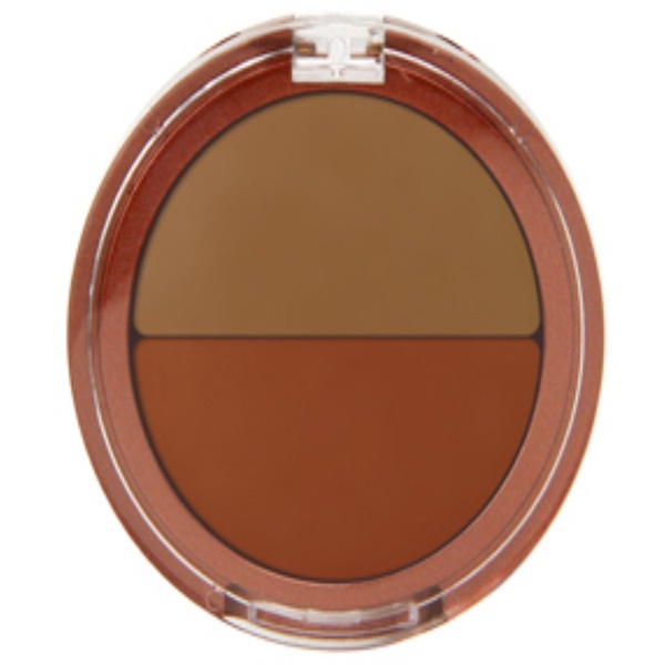 Mineral Fusion, Concealer Duo, Deep, 0.11 oz (3.1 g) (Discontinued Item)