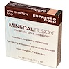 Mineral Fusion, アイシャドウ・トリオ, エスプレッソ・ゴールド, 0.10 オンス (3 g) (Discontinued Item)