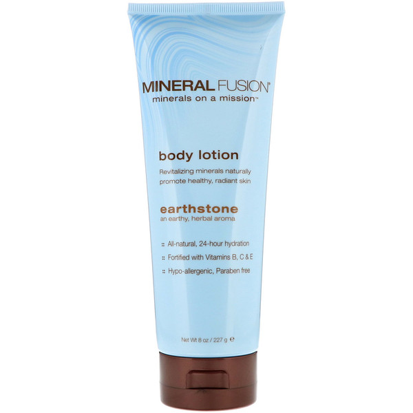 Body Lotion, Earthstone, 8 oz (227 g)