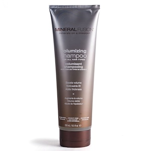 Минерал Фьюжн, Minerals on a Mission, Volumizing Shampoo, 8.5 fl oz (250 ml) отзывы покупателей