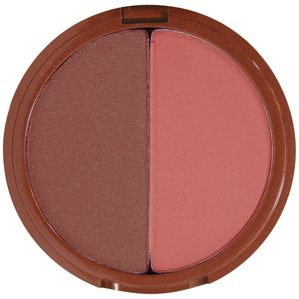 Mineral Fusion, Blush Bronzer Duo, Rio Blonzer, 0.29 oz (8.4 g) (Discontinued Item)