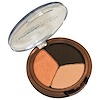 Mineral Fusion, Eye Shadow Trio, Rose Gold, 0.10 oz (3.0 g) (Discontinued Item)