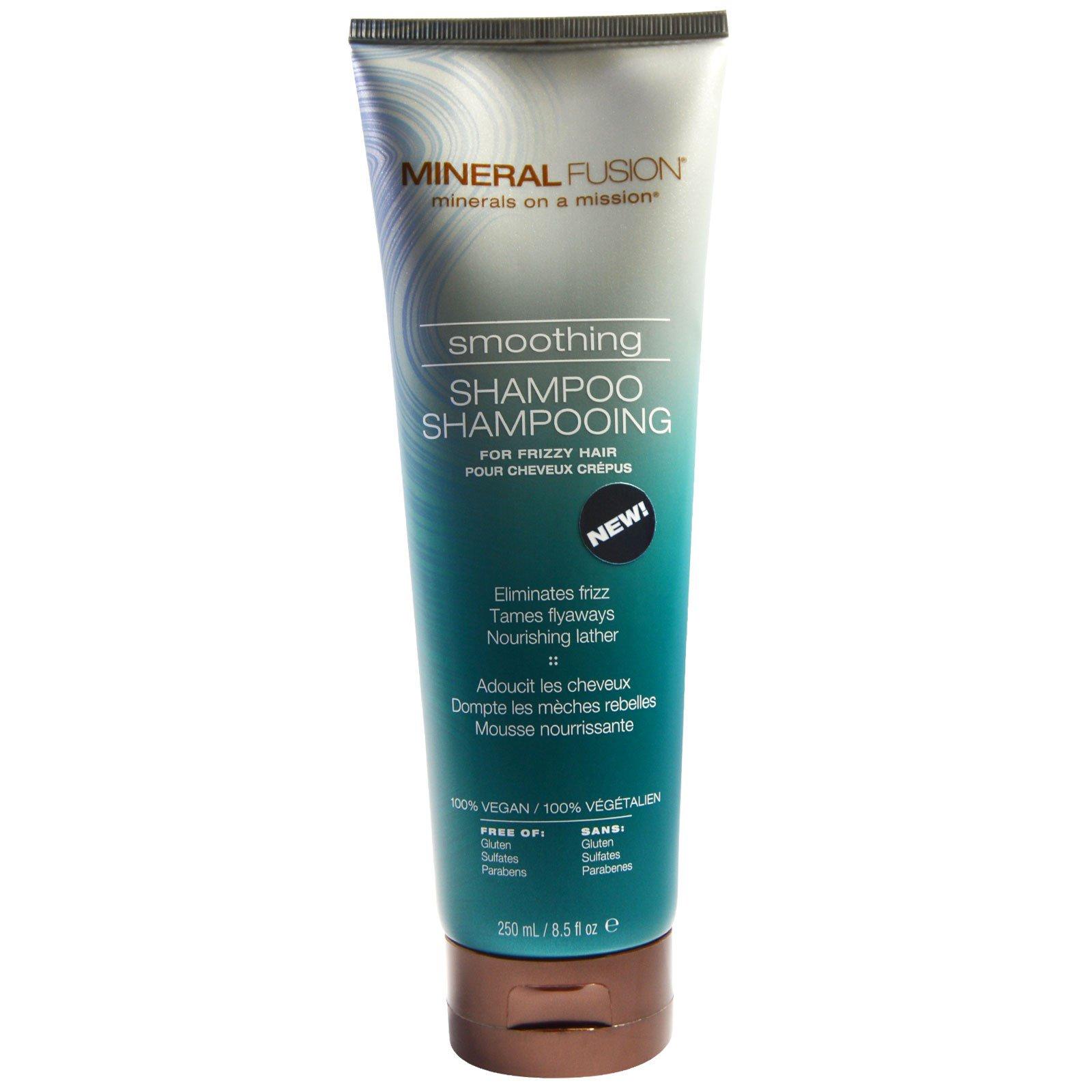 mineral fusion glà tte shampoo fà r krauses haar 8 5 fl oz 250