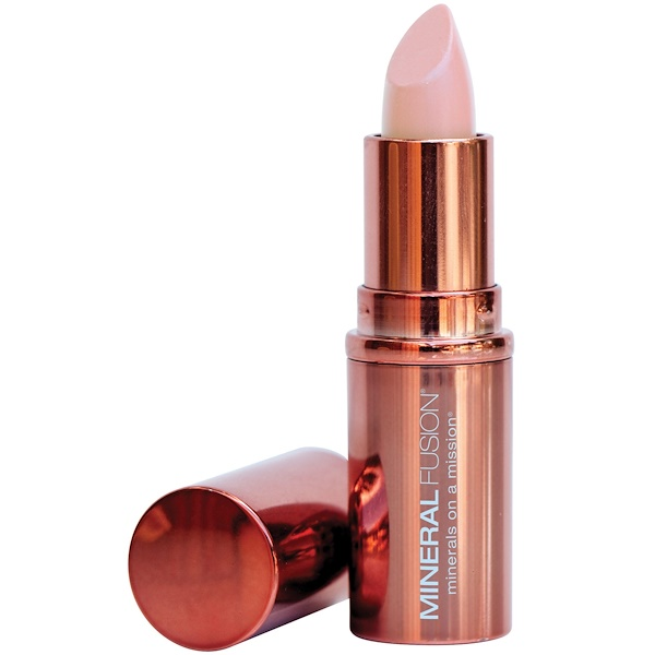 Mineral Fusion, Lipstick, Nude, 0.137 (3.9 g) (Discontinued Item)