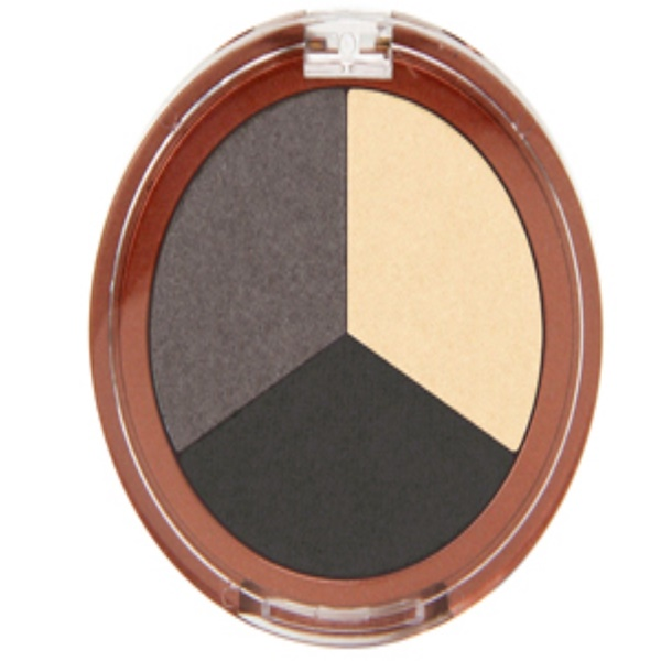 Mineral Fusion, Eye Shadow Trio, Sultry, 0.10 oz (3 g) (Discontinued Item)