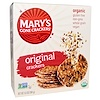 Mary's Gone Crackers, Organic, Original Crackers, 6.5 oz (184 g)
