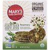 Mary's Gone Crackers, Galletas Super Seed, romero, 141 g (5 oz)