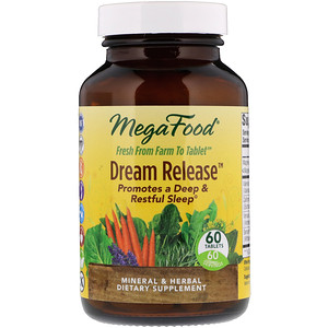 Мегафудс, Dream Release, 60 Tablets отзывы