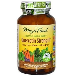 Мегафудс, Quercetin Strength, 60 Tablets отзывы