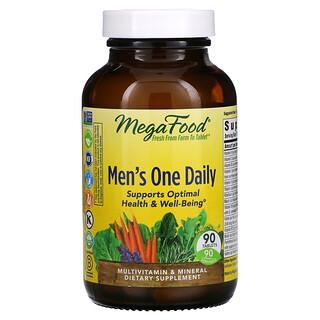 MegaFood, Suplemento de un comprimido diario para hombres, 90comprimidos