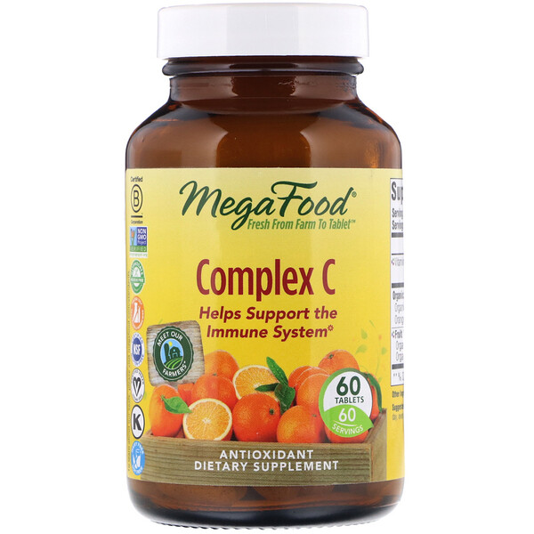 Complex C, 60 Tablets