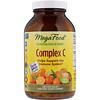 MegaFood, コンプレックス C, 180 錠