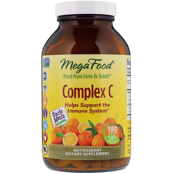 MegaFood, 複合C , 180片