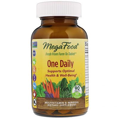 Мультивитамин Раз в день , 90 таблеток  - купить со скидкой