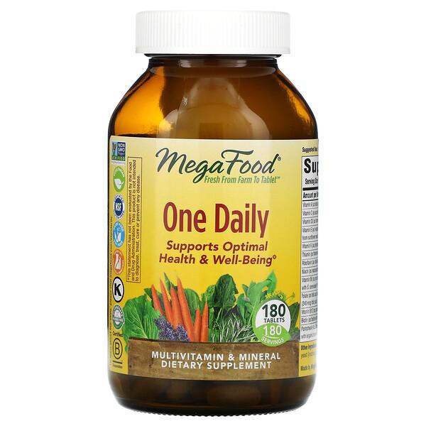 One Daily, 180 таблеток